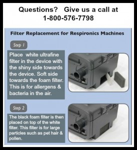 S.O. filter replacement