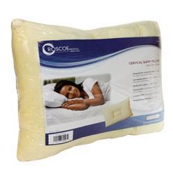 PP3135 Memory Foam Cervical Indentation Pillow