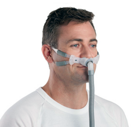 Resmed Swift Fx Bella Gray Nasal Pillow Mask With
