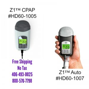 Z1 Travel CPAP Machine & Auto CPAP Machine « Respiratory & Sleep