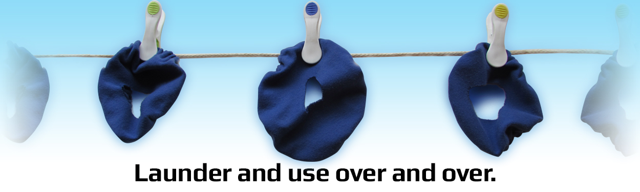 CPAP Mask Liner - Reusable Comfort