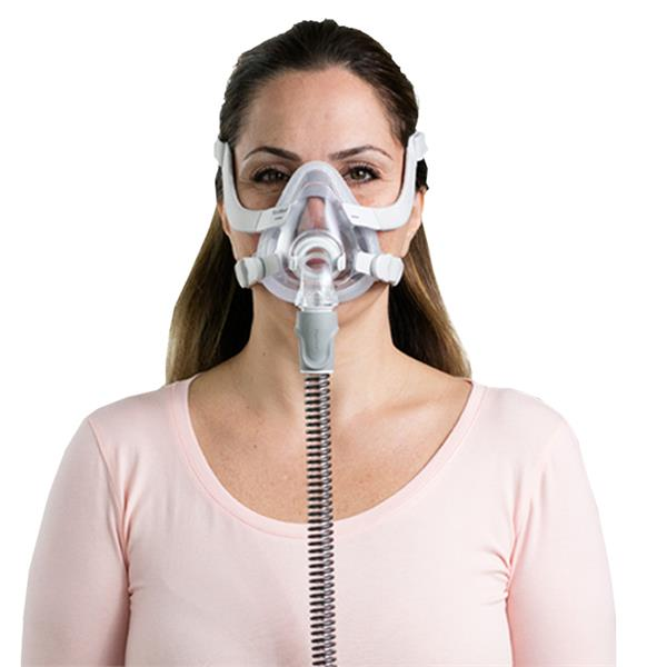 resmed mirage quattro full face mask system respiratory sleep